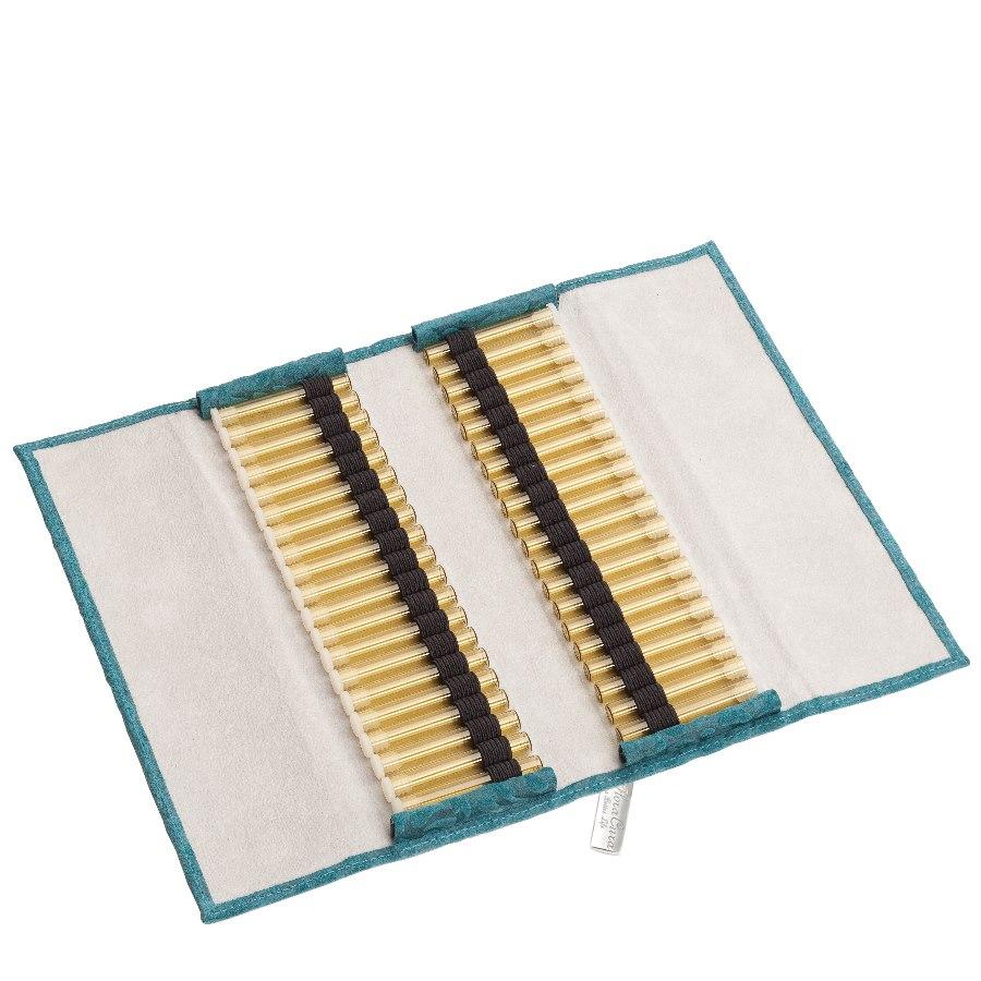 FloraCura Pocket Essex Für 40 Gläser ø9.8mm